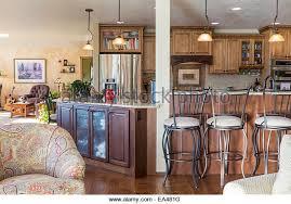 home interiors usa showcase luxury residential kitchen usa stock photos showcase