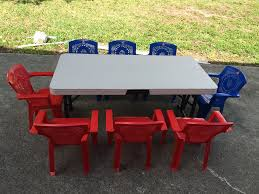 Chairs And Table Rentals Party Rentals Bounce House South Florida Bounce House Party