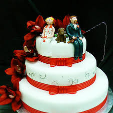weddings country cakes