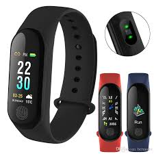 heart healthy bracelet images M3 plus band 3 smart bracelet heart rate blood pressure call sms jpg