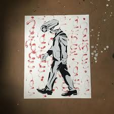 graffiti stencils kid nothing instagram photos and videos