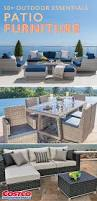 Courtyard Creations Patio Furniture Replacement Cushions by Best 20 Costco Patio Furniture Ideas On Pinterest Small Deck