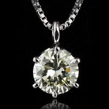diamond necklace diamond pendant images Jewelry suehiro rakuten global market large diamond 1 carat up jpg