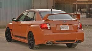 brown subaru subaru prices wrx sti special edition at 35 565 autoweek