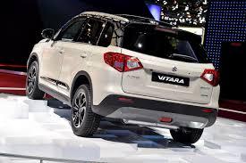 vitara jeep suzuki will launch six all new models by 2017
