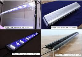 Aquarium Led Lighting Fixtures Diy Led Aquarium Light For Coral Reef 1500mm 120w China Mainland