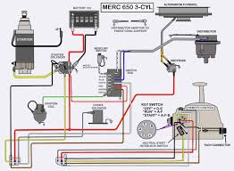 mercury outboard wiring schematic diagram lefuro com