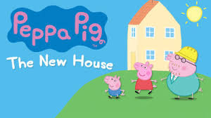 peppa pig house nick jr uk