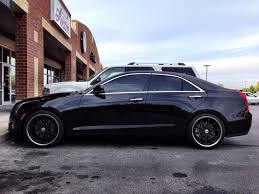 wheels for cadillac ats post your aftermarket or refinished wheels on your ats