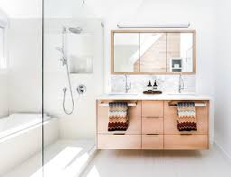 the scandinavian style bathroom is one of the design and