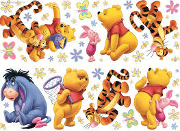 winnie the pooh stickers so cute and colorful for kids youtube