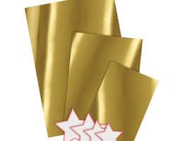 mylar gift wrap gold mylar etsy