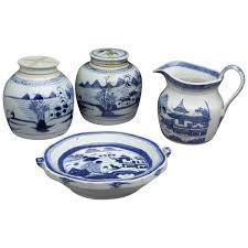 canton porcelain antique blue white canton export porcelain for sale at 1stdibs