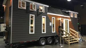 tour the gorgeous trinity tiny house with two bedrooms youtube