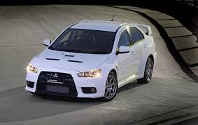 car mitsubishi evo test driving the mitsubishi evolution x
