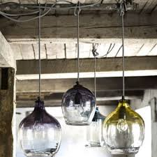 Seeded Glass Pendant Light Stylish Blown Glass Pendant Lights Shop Blown Glass Pendant