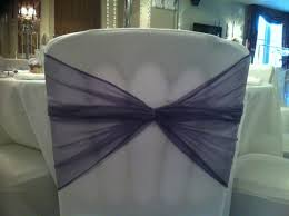 Chair Bows For Weddings Organza Sashes And Bows Hire For Wedding Chair Covers Laceys