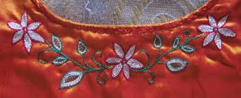 Embroidery Designs For Bed Sheets For Hand Embroidery Chain Stitch Sarah U0027s Hand Embroidery Tutorials
