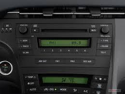 Toyota Prius Interior Dimensions 2011 Toyota Prius Interior U S News U0026 World Report