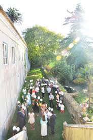 Wedding In My Backyard Arriba By The Sea Back The Quinta Vintage Wedding Portugal