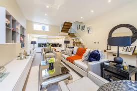 London Home Interiors Exquisite House On Portobello Road In The Heart Of Notting Hill