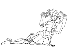 14 images of transformers animated arcee coloring pages