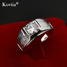 aliexpress buy 2017 new arrival mens ring fashion aliexpress buy 2017 new men rings kovtia brand fashion jewelry