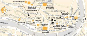 St Paul Campus Map Lyon Map Maps Lyon Auvergne Rhône Alpes France