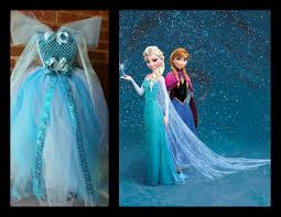 get ready for halloween frozen elsa full length tutu dress