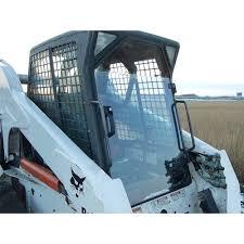 bobcat door lock u0026 bobcat skid steer front door latch 7109661 oem