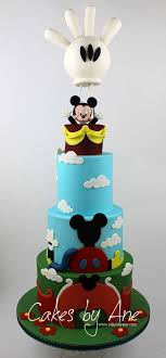 mickey mouse cake cakes by ane