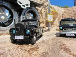 land rover corgi futuristic style underground military unit with robotic dr u2026 flickr
