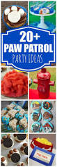 best 25 paw patrol birthday ideas on pinterest puppy patrol
