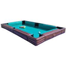 Human Pool Table by Human Billiards Rental Jlapartyrentals Com New Jersey