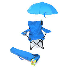 kids beach chair u0026 umbrella hayneedle