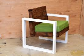 diy modern chair