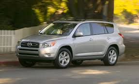 toyota limited toyota rav4 limited 4wd v 6 u2013 road test u2013 car and driver