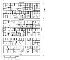 roman insula floor plan click the image to open in full size archistoric pinterest