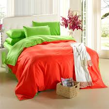 Bright Green Comforter Inspirational Orange And Lime Green Bedding 19 For Your Kids Duvet