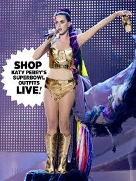 Katy Perry Costume You Can Shop Katy Perry U0027s Super Bowl In Real Time