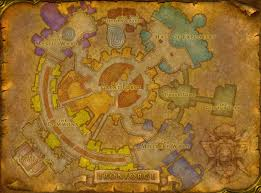 World Of Warcraft Map by Ironforge Map Jpg 1220 902 Gift Ideas Pinterest