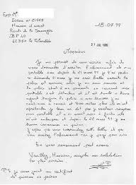lettre de motivation femme de chambre hotel de luxe lettres