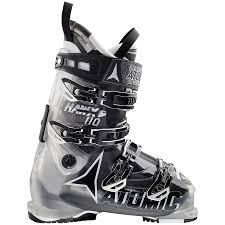 used s ski boots size 9 atomic hawx 110 ski boots 2016 used evo