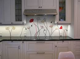 kitchen kitchen backsplash tile mural custom and murals glaze