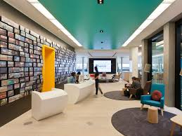 Google Headquarters Interior Inside The Happiest Workplace In London Business Insider