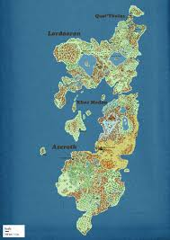 7 Kingdoms Map Project Historian U0027s Take On Warcraft Looking For A Master