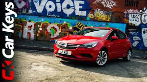 vauxhall astra 1 0 litre 2016 review opel astra car keys youtube
