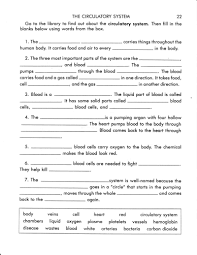 bunch ideas of circulatory system worksheets about format layout