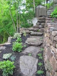 unique ideas stone retaining walls good looking how to build a