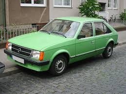 opel ascona wagon opel kadett 2601440